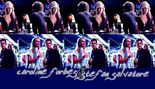 Stefan & Caroline