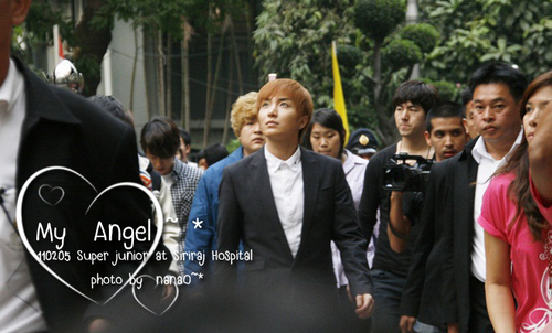 SuJu at Siriraj Hospital