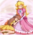 Sweet sleeping - princess-peach photo