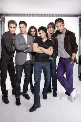 TVD Cast Shoot