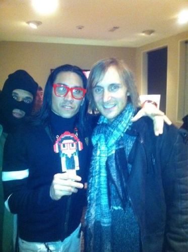Taboo with David Guetta