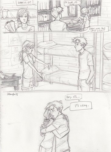 The Battle of the Labyrinth (Percy and Annabeth)