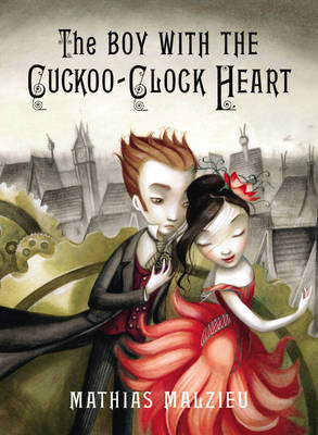 The Boy With The Cuckoo-clock heart.