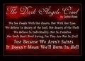 The Dark ángel Creed