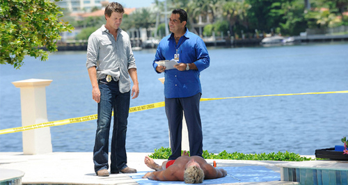 The Glades Episodes