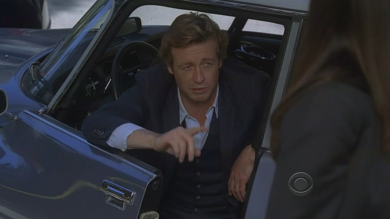 The Mentalist / 3x13 / Red Alert