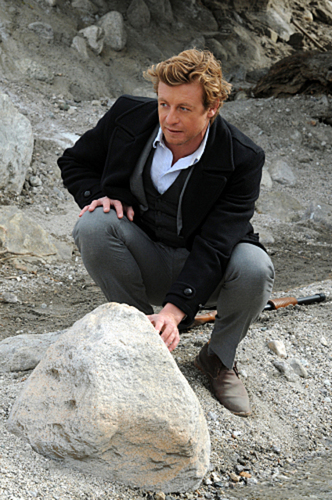 The Mentalist Red oro 3x15 Promotional fotos
