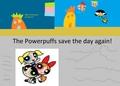 The Powerpuff Girls Save Spongebob