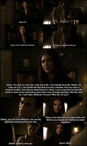 The Vampire Diaries Season One Episode Eleven Bloodlines