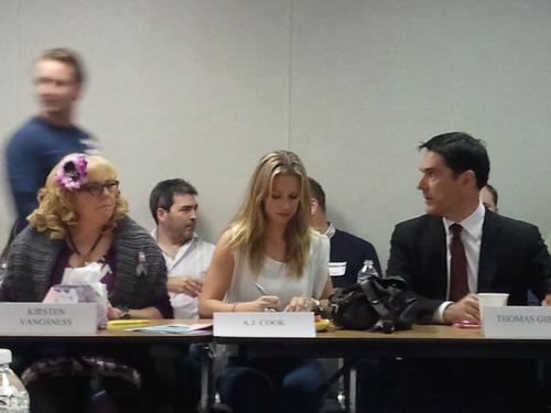 Thomas, A.J. and Kirsten
