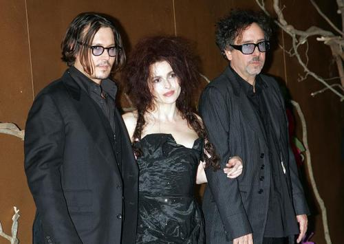 Tim, Helena, and Johnny