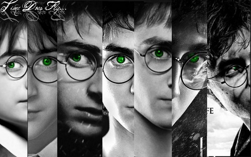 Time flies when your having fun :) - harry-potter Wallpaper