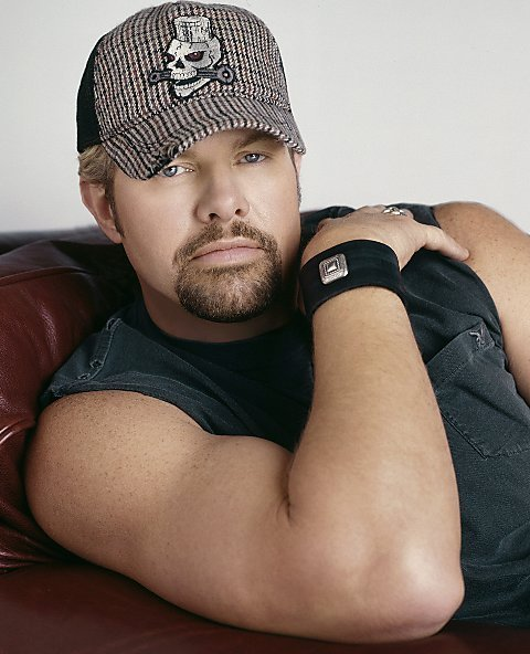 Toby keith naked