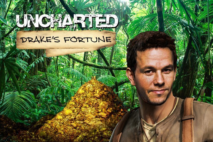 Uncharted Movie Poster Uncharted Fan Art 19024023 Fanpop