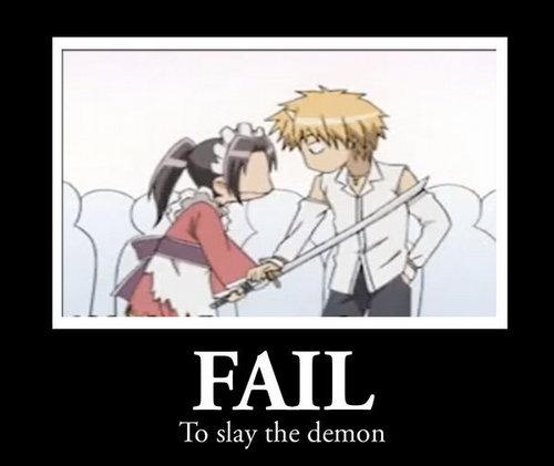 Usui and Misaki-fail