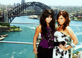 Vanessa&Ashely Wallpaper ❤ - vanessa-hudgens-and-ashley-tisdale photo
