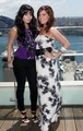 Vanessa&amp;Ashely Wallpaper  - vanessa-hudgens-and-ashley-tisdale photo