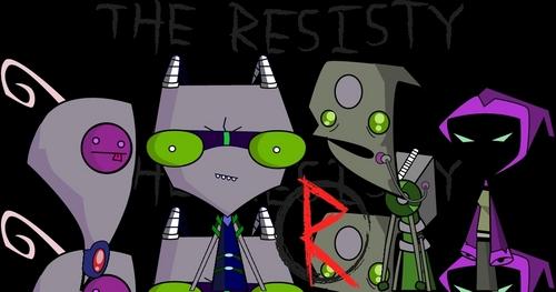 Viva la Resisty!