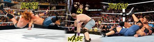 Wade, Heath & Justin