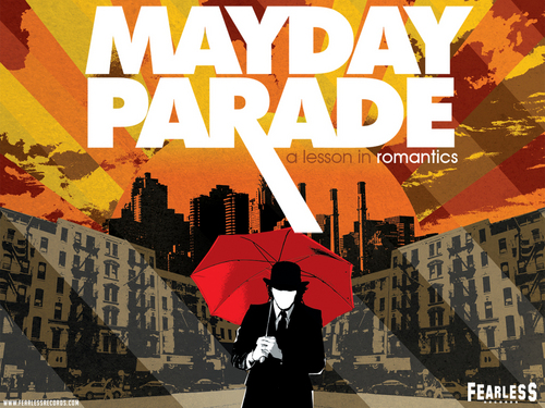 Mayday Parade wallpaper probably with a parasol called wallpaper