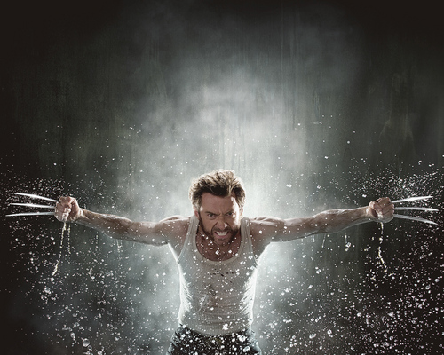 Hugh Jackman as Wolverine wallpaper titled Wolverine