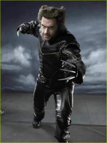 Hugh Jackman as Wolverine wallpaper with a hip boot called Wolverine