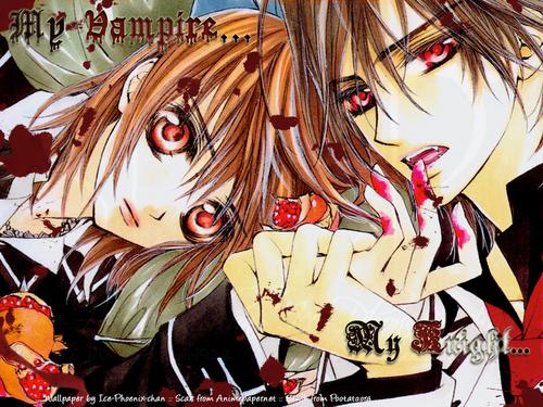 Yuki x Kaname