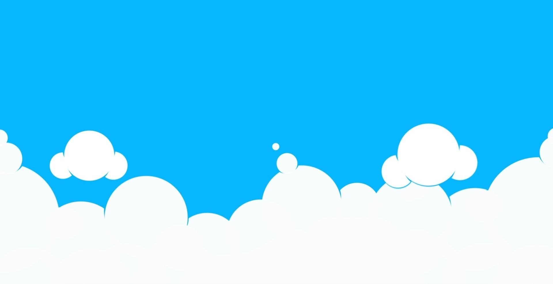 cloud clipart background - photo #16