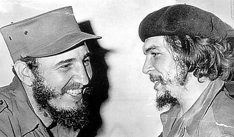 che and fidel