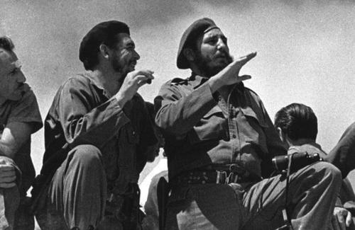 che and fidel - che-guevara Photo