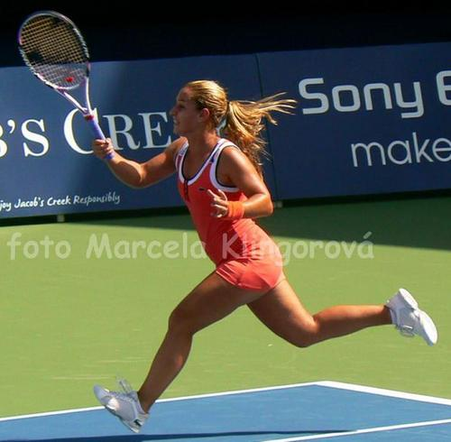 cibulkova legs - tennis Photo