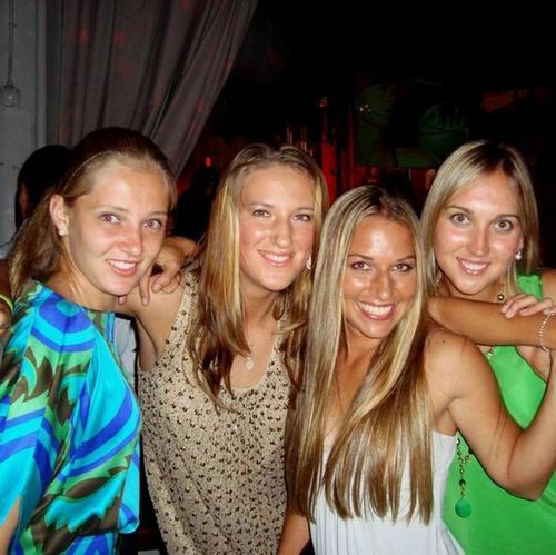 Tennis wallpaper probably with a portrait called cibulkova party