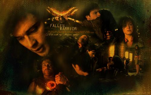 fallen warrior icarus