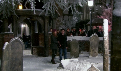 in Godric's Hollow