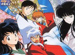 inuyasha and gang