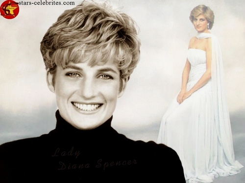 Prinzessin Diana Hintergrund probably with a abendessen dress titled lady diana