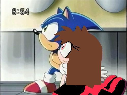 melony and sonic