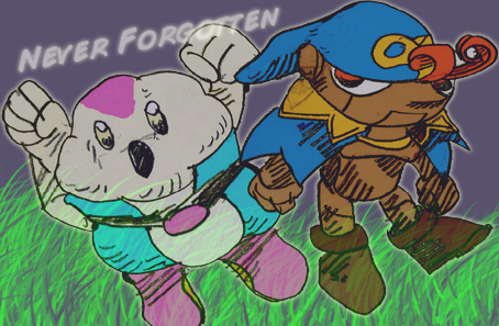 Super Mario RPG wolpeyper containing anime entitled never forgoten