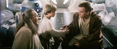 obi-wan kenobi and Anakin skywalker  - obi-wan-kenobi-and-anakin-skywalker Photo