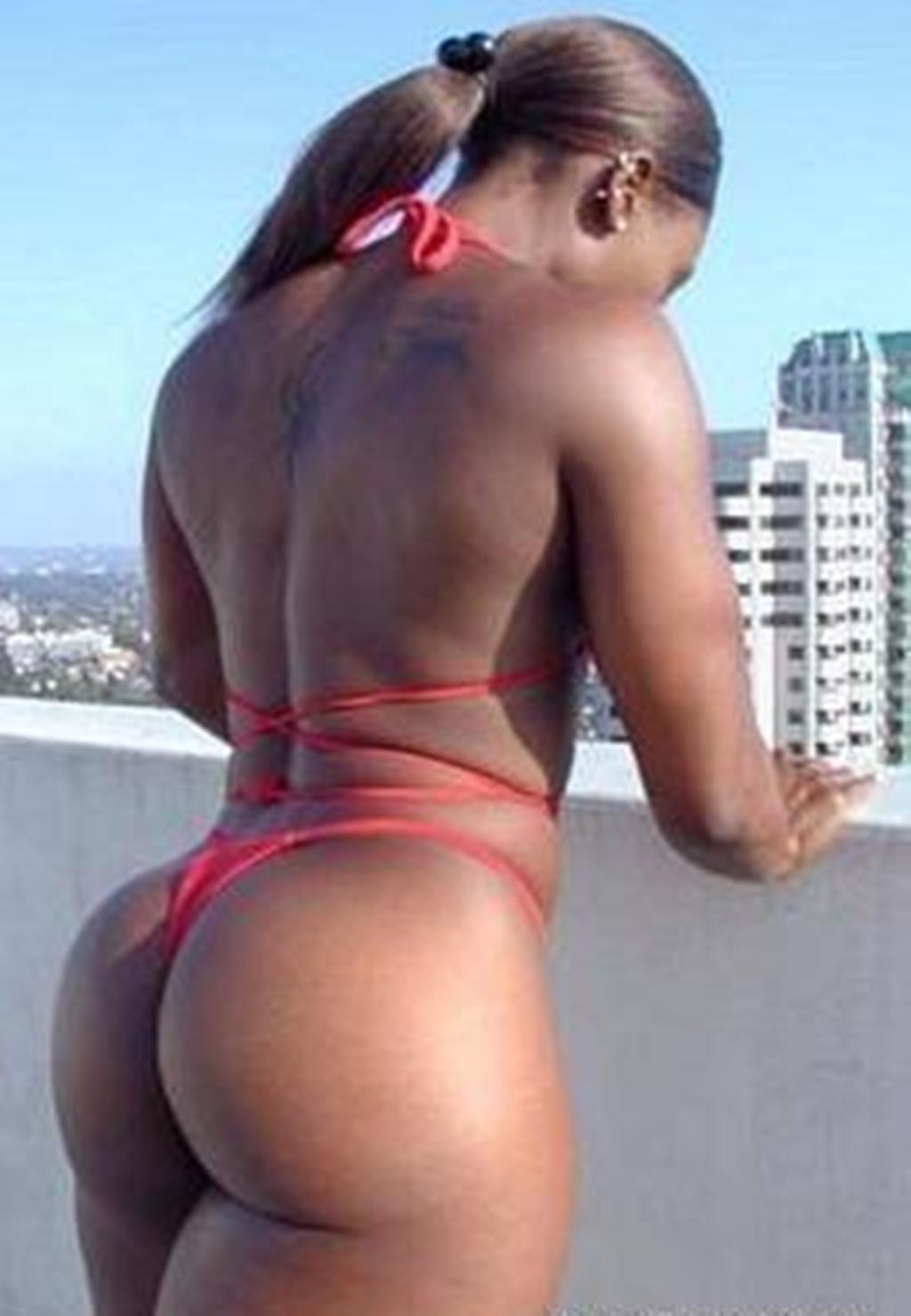 Tennis Serena Big Ass