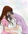 yuki, tohru - fruits-basket-yuki-and-tohru photo