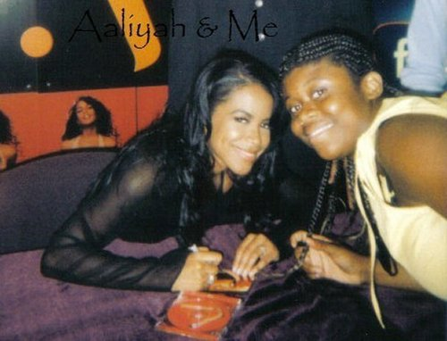 'AALIYAH' album signing at FYE âm nhạc