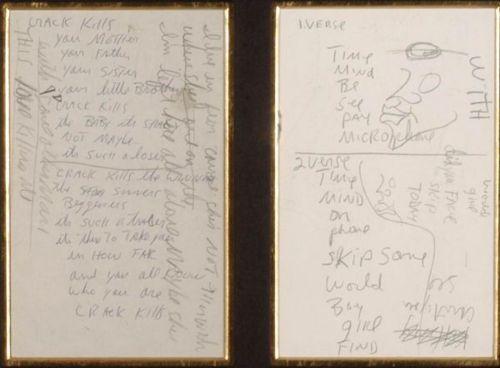 """Crack Kills"" lyrics - Michael Jackson Photo (19173803 ..."