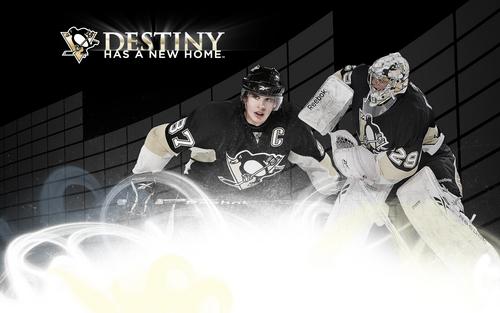 'Destiny Has a New Home'