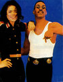 ♥MJJ and Eddie Murphy♥ - michael-jackson photo