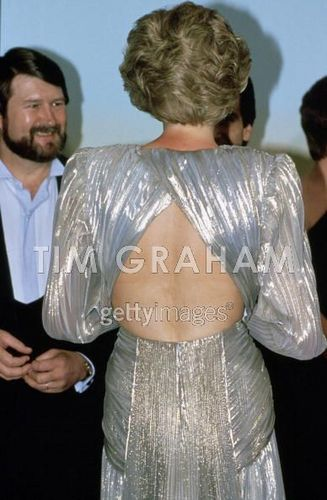 Princess Diana in Australia