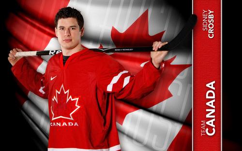 2010 Winter Olympics - Sidney Crosby