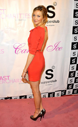 2011- Candy Ice Pre-GRAMMY Affair For Breast Cancer
