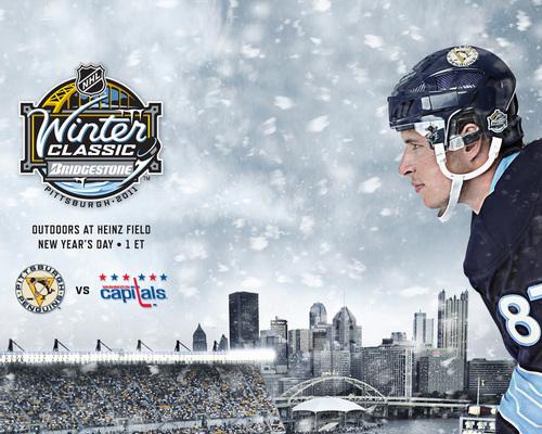 2011 Winter Classic - Sidney Crosby