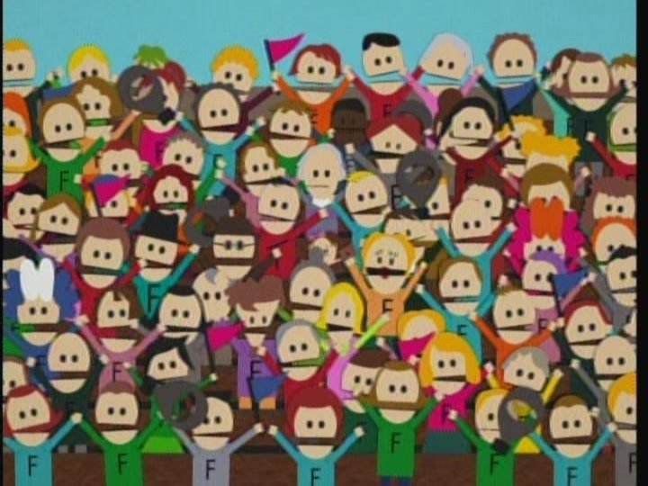 South park matchmaking